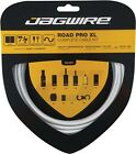 NEW Jagwire Road Pro XL Complete Shift and Brake Cable Kit White