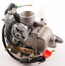 30MM Carburetor w/Electric Carb For 250cc ATV Moped Scooter