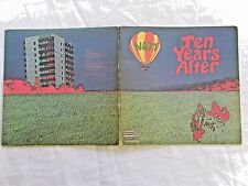Ten Years After Watt 1970 Deram XDES-18050 US Pressing w/Poster Inner Sleeve VG+