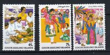 Cocos Islands 1984 Coltivazioni (I) 110-12  MNH