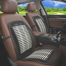 Summer Cooling Mat Wire Bamboo Wood Breathable Seat Cushion For Car Home Office