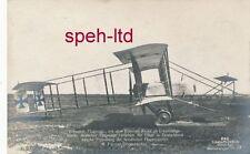 Originale Sanke Karte /   Flugzeug, Beuteflugzeug mit EK Kennung