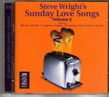 (DH154) Steve Wright's Sunday Love Songs, Vol 2 - 2001 double CD