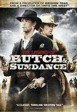 The Legend of Butch and Sundance (DVD, 2008, Canadian)