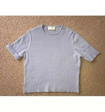 Gorgeous Ballantyne 100% Pure Cashmere Made in Scotland Sweater Size M/L