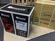 1x 305m box of Green Assignia Cat5e Stranded 100% Copper Cable - Free Postage