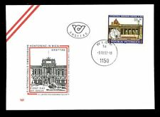 Austria 1992 Int. Ombudsmens Conference FDC #C2797