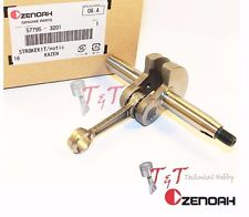 Zenoah Stroke Crankshaft (30mm)(+2mm) for Watercooled Engines​ Parts# 577953201