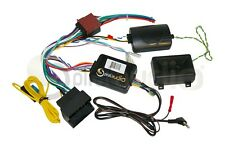 BMW Multi 2002-2015 SWC Wire Harness Interface for Aftermarket Radio Install