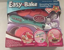 Hasbro Easy Bake DECORATING SENSATION FROSTING PEN Cake & Muffin NEW