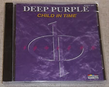 DEEP PURPLE Child in Time SOUTH AFRICA Cat# BUDCD 1065 Inc Live trax *SEALED*