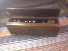 Vintage 1927 RCA Victor R17 Radiola Receiver Tuner TUBE RADIO Asis For Parts