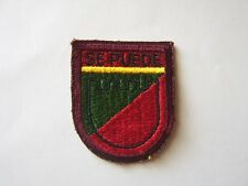 ARMY BERET FLASH HQ PUERTO RICO NATIONAL GUARD COMMAND - SE PUEDE:MD14-1