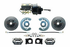 1964.5-1966 Ford Mustang OE Style Power Disc Brake Conversion Kit, Autos Only