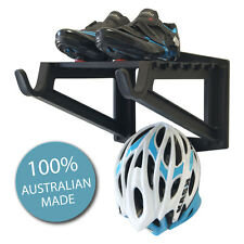 2 X Bicycle Storage Rack - Wall Mounted Bike Hanger Hook ROAD BIKE ROAD BIKES