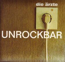 """Die Ärzte - UNROCKBAR mit Poster 7"""" Vinyl Single NEU oi"""