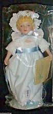 Avon Doll Victorian Collector NEW Sealed in Bag w/ Paper Tag Vtg 1983