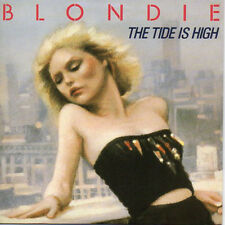 CD SINGLE BLONDIE The tide is high 2-track CARD SLEEVE