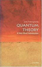 Quantum Theory: A Very Short Introduction, Polkinghorne, John, Acceptable Book