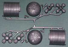 Pegasus Hobbies Chemical Plant set - Big Tank sprue