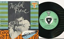 MICHEL FRENC EP FRANCE JACQUES BREL