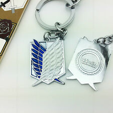Attack on Titan Shingeki no Kyojin Levi Scouting Recon Corps Key Chain KeyChain