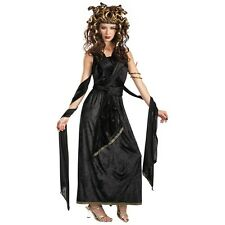 Medusa Costume Adult Greek Goddess Halloween Fancy Dress