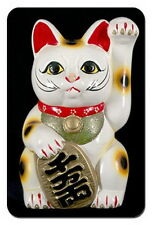 CAT Maneki Neko Good Charm Lucky Refrigerator Photo Fridge Magnet 541
