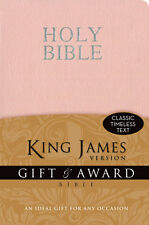 The Holy Bible King James Version Old & New Testaments Pink / BUY 3 GET 1 FREE!