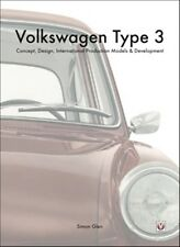 The book of the Volkswagen Type 3 paper book Car