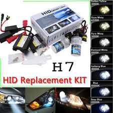 H7 Xenon White 6K Low Beam HID Replacement Bulb Light Kit Fit BMW 325i 325Xi NN