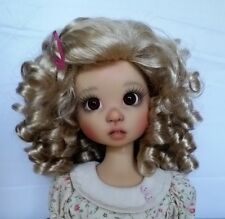 Monique Belle wig 8/9 for EID 1/3 BJD MSD DZ DOD Dollmore Luts Wiggs Blond/Brown