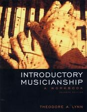 Introductory Musicianship: A Workbook (with CD-ROM and Keyboard Booklet) by Lyn