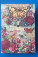 Gorgeous 10 Blank Note Cards With Envelopes In A Pretty Box - Punch Studio