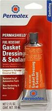 Permatex 85420 Permashield Fuel Resistant Gasket Dressing & Sealant 2 oz Tube