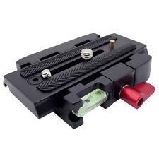 DSLR Kamera-Schnellwechseladapter -System mit Schiebeplatte für Stativ-Kugelkopf