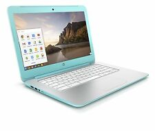 "HP Chromebook 14-X010WM 14"" 2.3GHz 16GB Chrome OS Webcam Notebook Laptop PC"