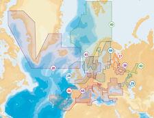 Navionics elektronische Seekarte Ostsee Sportbootkarte Karte Navigation See
