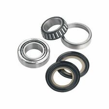 NEW Steering Stem Bearing Seal Kit for Honda CR80 80-82, CRF100F 04-12 FREE SHIP
