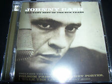 Johnny Cash The Very Best Of The Sun Years CD – Like New