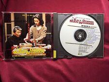 1994 中文 rare promotional sample with picture sticker on CD 飲食男女 電影原聲帶 Chinese