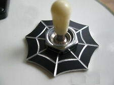 SPIDER WEB TOGGLE SWITCH COVER PLATE RING for guitar custom 3 way selector