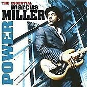 Marcus Miller : Power - the Essential (Best Of) CD (2010)