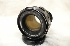 ASAHI OPT.CO LENS SUPER TAKUMAR 1.8 F=55mm No.4343813 M42 Screw Mount 55mm f1.8
