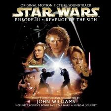 CD Star Wars-Episodio III: La Venganza de los Sith Sony