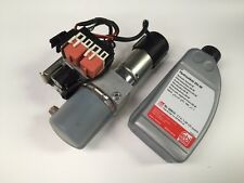 BMW 1 Series E88 Hydraulic Hood/Roof Pump Motor 2008-2015 All Models.