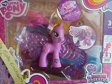 COFFRET MY LITTLE PONEY PRINCESS TWILIGHT SPARKLE SHIMMER  8CM EXPLORE EQUESTRIA