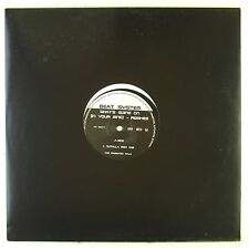 """12"""" Maxi - Beat System - What's Going On (Remixes) - C1266 - Promo"""