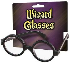 Boys Girls Wizard Geek Glasses Book Day Fancy Dress Costume Outfit