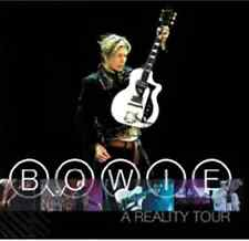 DAVID BOWIE A Reality Tour 2CD BRAND NEW